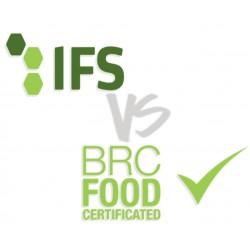 Сравнение стандартов IFS и BRC