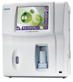 Автоматический гематологический анализатор ABX Micros ES60